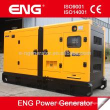 Grupo electrógeno diesel silencioso / insonorizado sistema de control automático 75kva precio del generador