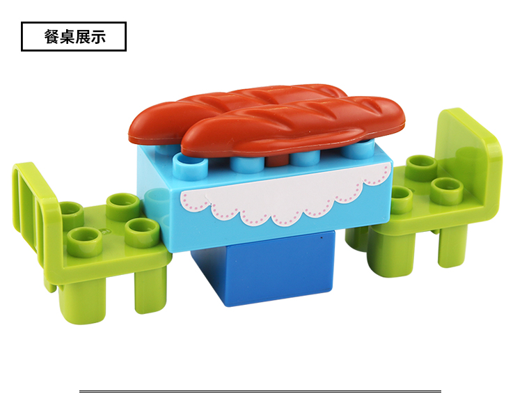 Building Block Educational Toy for Toddlers