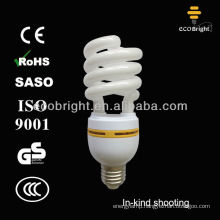 SKD half spiral 20w energy saver high quality