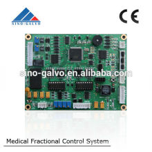 CO2 Fractional Laser control board and software for beauty machine