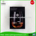 Pedras de Whisky personalizadas de pedra de gelo de lava quadrado