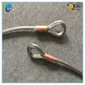 Spliced Thimble S. S Wire Rope Sling