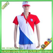 2016 Großhandelsart und weise Ome heißes Verkaufs-Polo-T-Shirt
