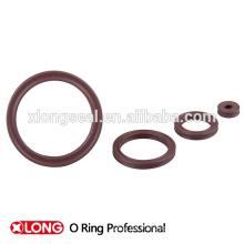O-ring del silicón del alto rendimiento del diseño de la manera