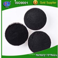 Carbono ativado do pó de madeira do produto comestível do fornecedor do ouro com ISOCertificate