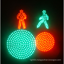 Traffic Light with Go Stop (GN-GO PCB)