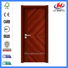 *JHK-MD06 Home Doors Melamine Internal MDF Door Interior Doors  Skin For Sale