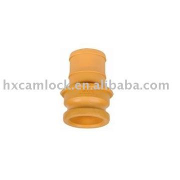 Nylon dresser coupling type E