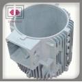 Schneckengetriebe und Schneckengetriebe Aluminium-Motorgehäuse
