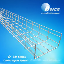 EZ SS HDG Alu Weaves Wire Mesh Cable Tray