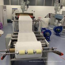 Polypropylene PP Melt Blow Blown Melt-Blown Non Woven Fabric Face Mask Filter Extrusion Machine