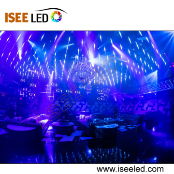 2M Disco Music ativado LED Meteor Shower Light