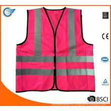 Светоотражающая куртка с высокой видимостью с En 20471