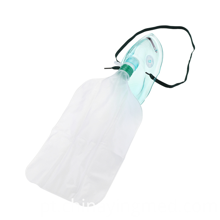 Ym A006 Oxygen Mask With Reservoir Bag 3