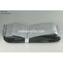 Большой чистый алюминиевый мешок для стояния с застежкой-молнией, 500 г вместимостью чая, 22 * 29 см, 100 шт. / Комплект
