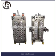 2-72 Cavity injection PET Plastic preform and cap mold P20, #2316 steel, S136/1.5 million shots