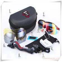 Werbegeschenk für professionelle Fahrradbrillen im Schutz