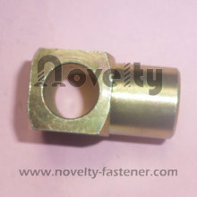 Brass flare connecter