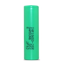 Samsung 25r 18650 35amp 3.7v Rechargeable Battery