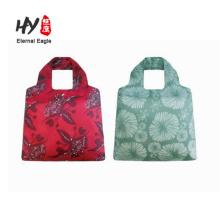Wasserdichte Einkaufstasche aus 210d Polyester-Strangtasche