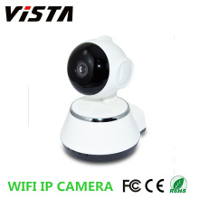 Shenzhen Mini Accueil sécurité Onvif Wireless IP Camera