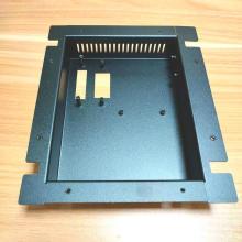 Laser Cutting Shelf CNC Bending Casing Aluminum 5000 Series Sheet Sheet Metal Fabrication Services