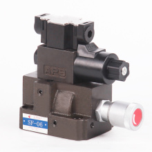 Adjustable Hydraulic Solenoid Operated Speed Control Valves