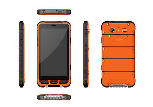 Real Button Rugged Android Phone