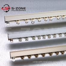 GD06 heavy duty aluminum flexible curtain track