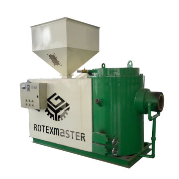 Biomass Wood Pellet Burner Machine