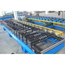 Completo automático YTSING-YD-0478 rollo automático que forma la máquina para pared corrugado