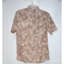 На заводе последний дизайн бренда повседневные рубашки