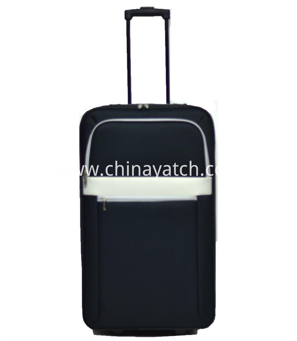 Wheeled Spinner Suitcase