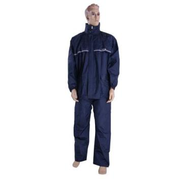 high quality nylon Police Rain jacket