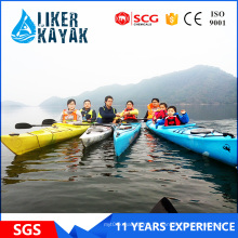 Hot Easty D5.5 Kayak familial pour 2-3 personne