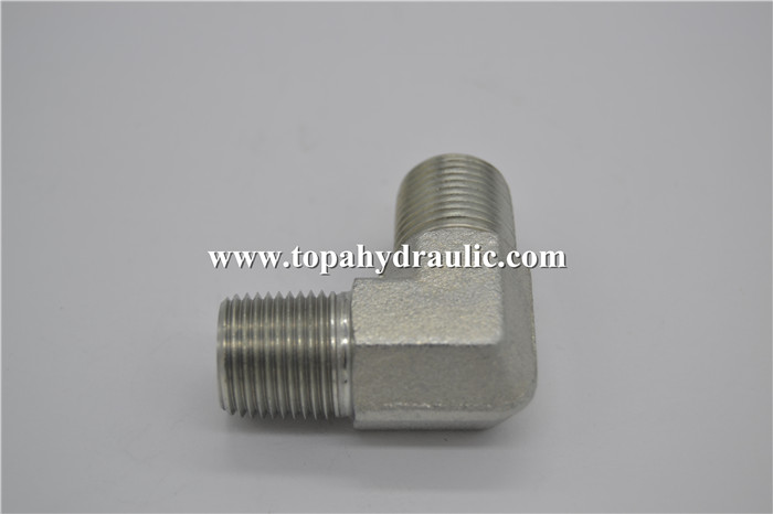 oil rubber hose parker hydraulic fittings