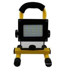 2016 Novo Produto 10W 20W 30W 50W Recarregável LED Projector