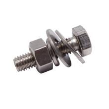 Bolts And Nuts Hardware Fastener Screw Bolt Nut