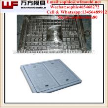 fiber glass manhole cover mold/OEM Custom fiber glass manhole cover mould