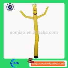 Fête / événement / vacances / personnalisé gonflable publicitaire danseur d'air mini gonflable air tube homme
