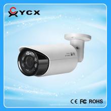 Nuevo producto Array IR LEDs 1080P IP66 al aire libre impermeable AHD / TVI / CVI / analógico 4 en 1 cámara de vídeo hd cctv híbrido