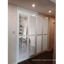 63mm/89mm/114mm Sizes Louver Shutters (SGD-S-5111)