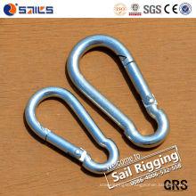 Carbon Steel DIN5299 C Spring Hook