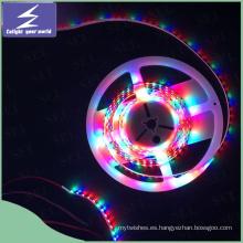 Ce RoHS flexible LED planta crecen luz con colores