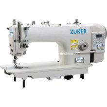Zuker equipo Industrial máquina de coser con condensador de ajuste Auto (ZK9000D-D2)