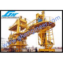 2400bags / H Chargeur à navire pour usine de ciment
