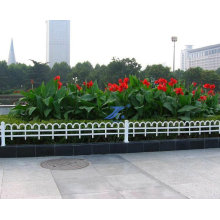Flower Lawn Guardrail y Garden Fencing