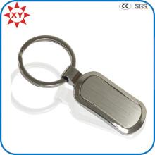 Professioneller Anbieter von Custom Gravierte Logo Stainless Keychain Anhänger