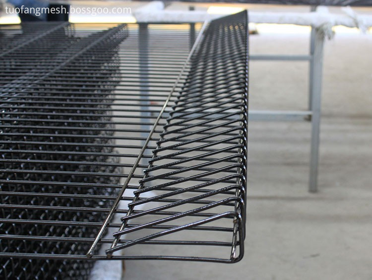 China hot dipped galvanized brc mesh in malaysia high