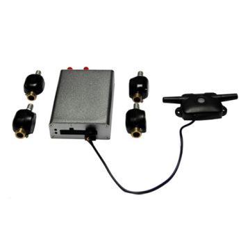 Système de suivi GPS pour le contrôle de la pression des pneus